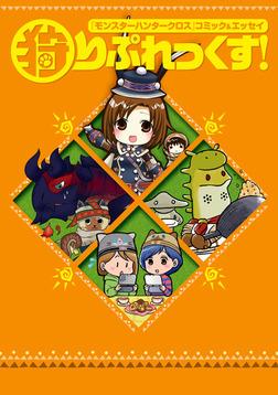 『モンスターハンタークロス』コミック&エッセイ 狩りぷれっくす!-電子書籍