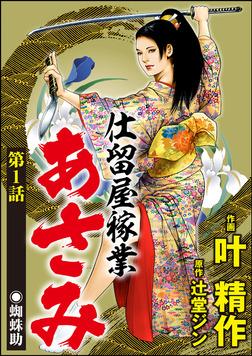 仕留屋稼業あさみ(分冊版) 【第1話】-電子書籍