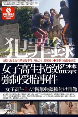 犯罪録 女子高生拉致監禁強制受胎事件 File.04-電子書籍