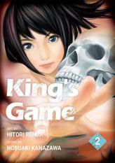 King's Game, Volume 2