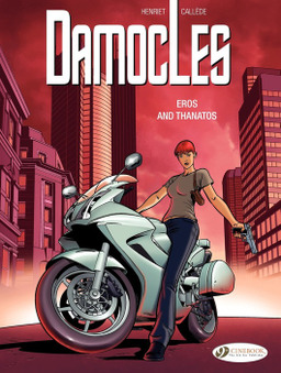 Damocles - Volume 4 - Eros and Thanatos
