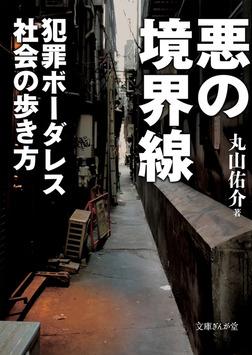 悪の境界線 犯罪ボーダレス社会の歩き方-電子書籍