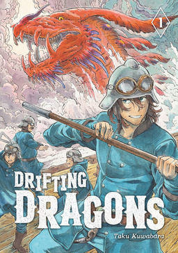 Drifting Dragons Volume 1
