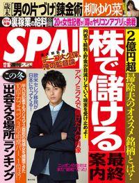 週刊SPA! 2014/12/16号