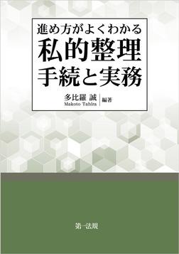 進め方がよくわかる 私的整理手続と実務-電子書籍