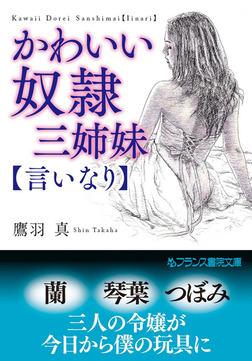 かわいい奴隷三姉妹【言いなり】-電子書籍