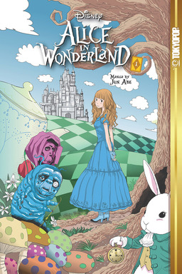Disney Manga: Alice in Wonderland Volume 1