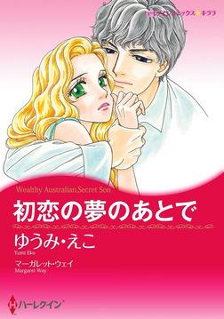 初恋の夢のあとで-電子書籍