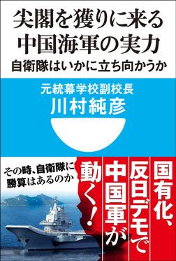 尖閣を獲りに来る中国海軍の実力 自衛隊はいかに立ち向かうか(小学館101新書)-電子書籍