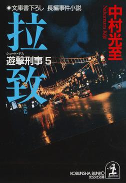 拉致~遊撃刑事(ショート・デカ)5~-電子書籍