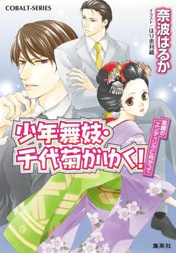 少年舞妓・千代菊がゆく!48 笑顔のエンディングに向かって-電子書籍
