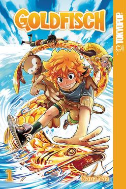 Goldfisch Volume 1