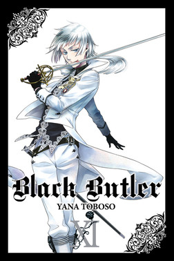 Black Butler, Vol. 11-電子書籍