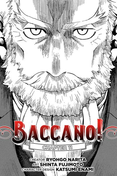 Baccano!, Chapter 11 (manga)