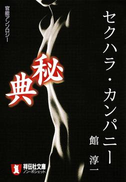 セクハラ・カンパニー/秘典-電子書籍