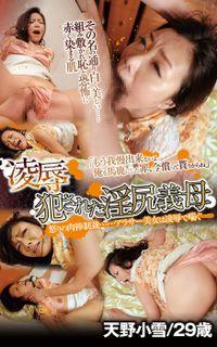 天野小雪『陵辱 犯された淫尻義母』(デジタル写真集)