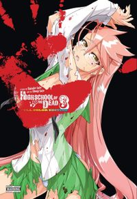 Highschool of the Dead (Color Edition), Vol. 3