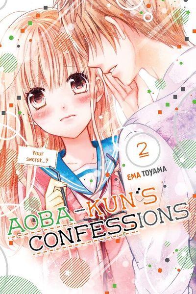 Aoba-kun's Confessions Volume 2