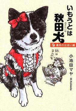 いもうとは秋田犬~運命の出会い編~ 1巻-電子書籍