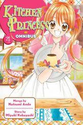 Kitchen Princess Omnibus 4