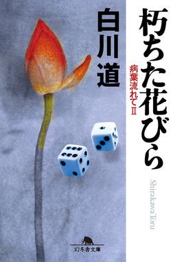 朽ちた花びら 病葉流れて II-電子書籍