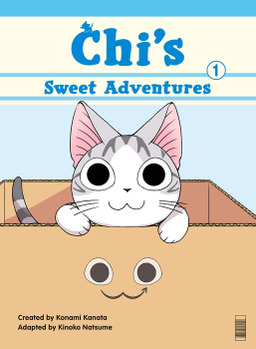 Chi's Sweet Adventures Volume 1