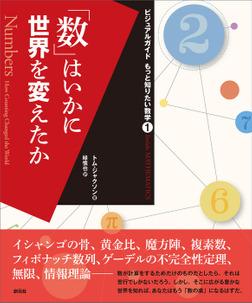 ビジュアルガイド もっと知りたい数学1 「数」はいかに世界を変えたか-電子書籍