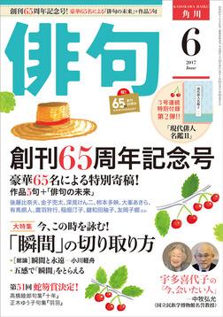 俳句 29年6月号-電子書籍