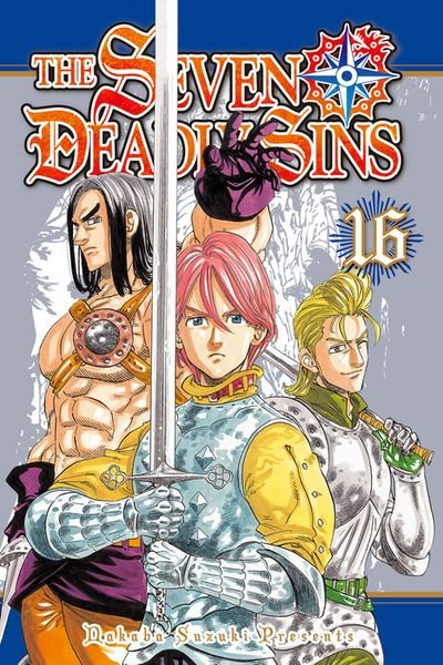 The Seven Deadly Sins 16