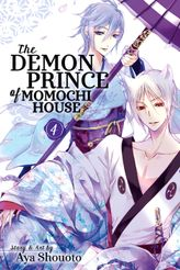 The Demon Prince of Momochi House, Volume 4