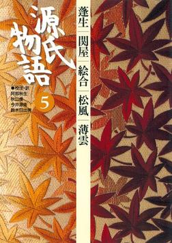 源氏物語 5古 典セレクション-電子書籍