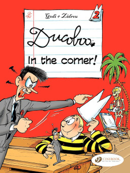 Ducoboo - Volume 2 - In the Corner!