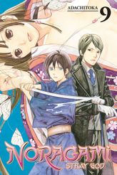 Noragami: Stray God 9