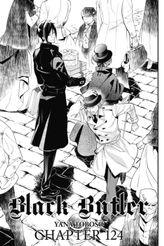 Black Butler, Chapter 124