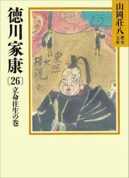 徳川家康(26) 立命往生の巻-電子書籍
