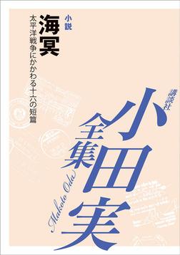 海冥 【小田実全集】 太平洋戦争にかかわる十六の短篇-電子書籍