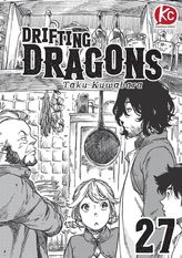 Drifting Dragons Chapter 27
