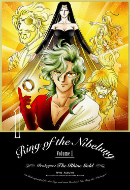 Ring of the Nibelung Vol.1