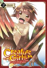 Creature Girls: A Hands-On Field Journal in Another World Vol. 2