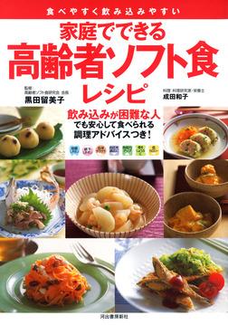 家庭でできる 高齢者ソフト食レシピ-電子書籍