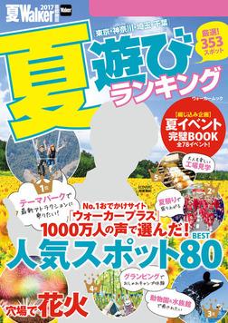夏Walker首都圏版2017 夏遊びランキング-電子書籍