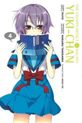The Disappearance of Nagato Yuki-chan, Vol. 4