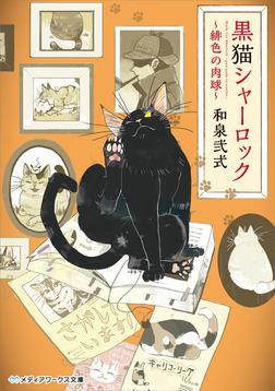 黒猫シャーロック ~緋色の肉球~-電子書籍