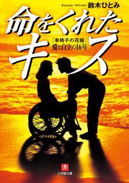 命をくれたキス 「車椅子の花嫁」愛と自立の16年-電子書籍