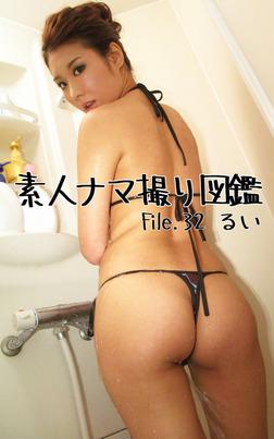 素人ナマ撮り図鑑 File.32 るい-電子書籍
