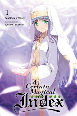 A Certain Magical Index, Vol. 1-電子書籍