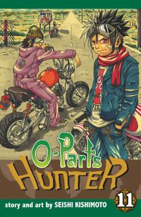 O-Parts Hunter, Vol. 11