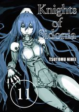 Knights of Sidonia 11