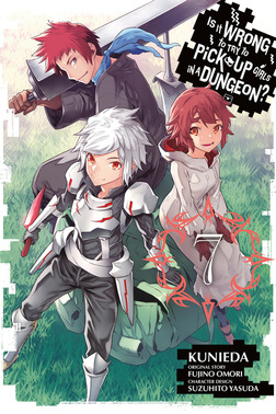 Is It Wrong to Try to Pick Up Girls in a Dungeon?, Vol. 7-電子書籍