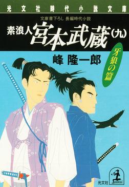 素浪人 宮本武蔵(九)〈牙狼の篇〉-電子書籍